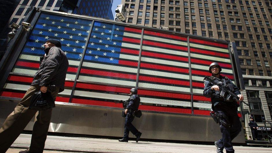 USA po útoku v Bostonu zpřísnily bezpečnostní opatření.