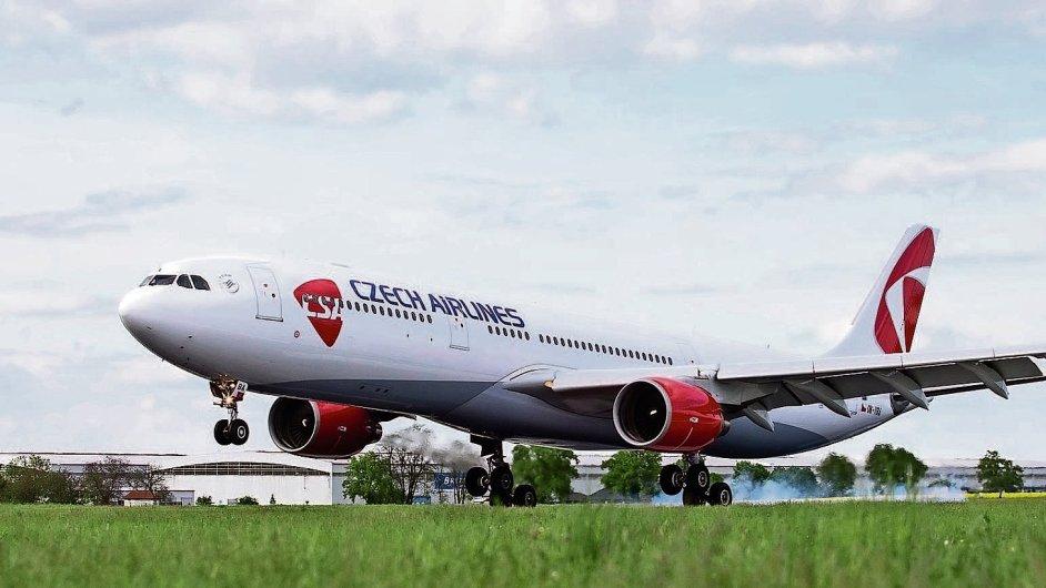 Airbusy pro dálkové lety