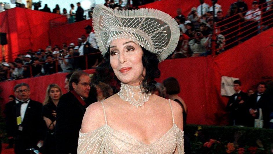 Cher, předávání Oscarů 1998
