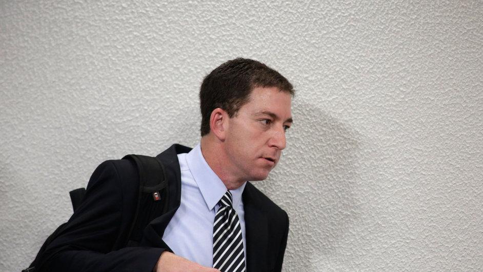 Novinář Glenn Greenwald