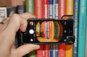 Olloclip 3 in 1 a Quick Flip Case pro iPhone 5s jsou to nejlepší pro náročné iFotografy