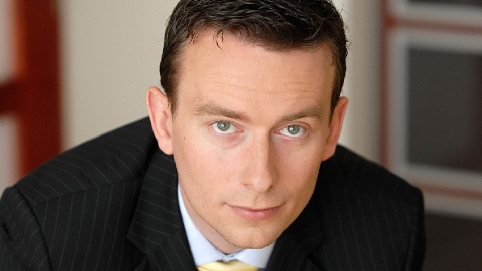 Milan Vaníček, hlavní analytik J&T Banka Praha