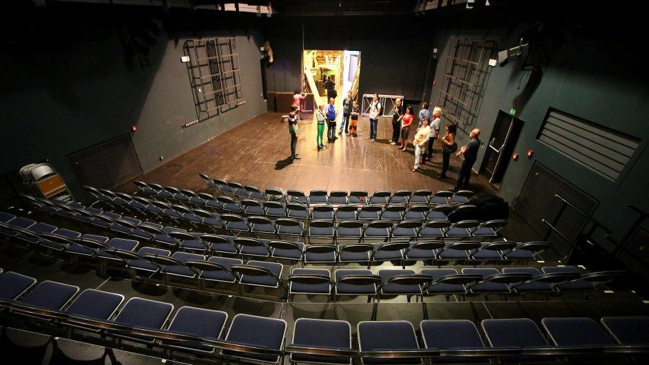 Činoherní divadlo v Ústí nad Labem