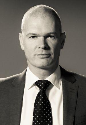 Jonathan Martin, marketingový ředitelem společnosti EMC Information Infrastructure