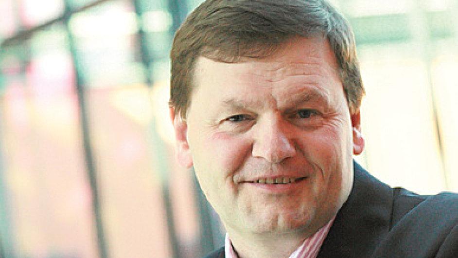 Ředitel a člen představenstva AutoCont Jaroslav Biolek