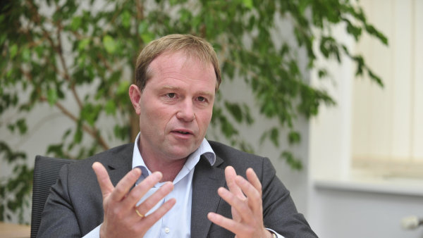 Generální ředitel českého UPC Frans-Willem de Kloet