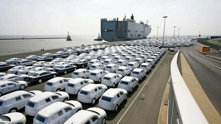 Exportní ofenziva Volkswagenu pokračuje