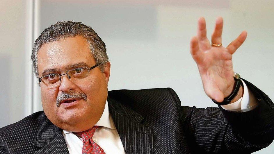 Generální ředitel holdingu Generali CEE Luciano Cirina.