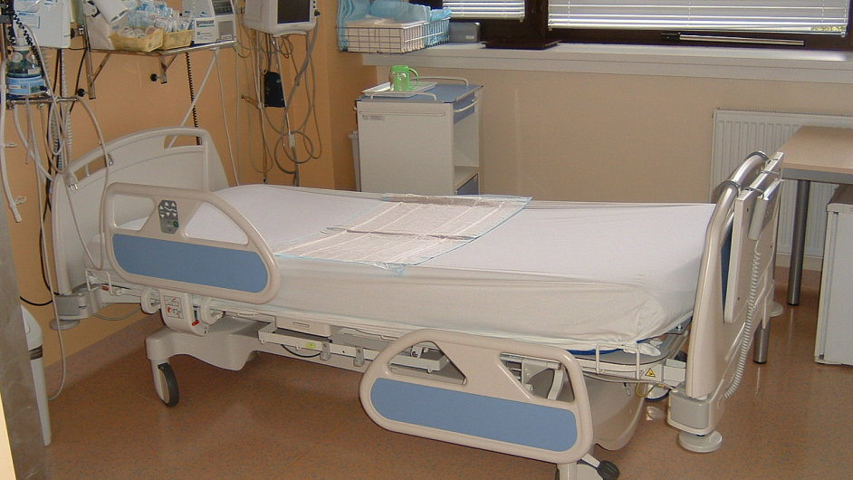 Nemocniční lůžka Linet