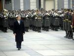 29. prosince 1989, Pražský hrad