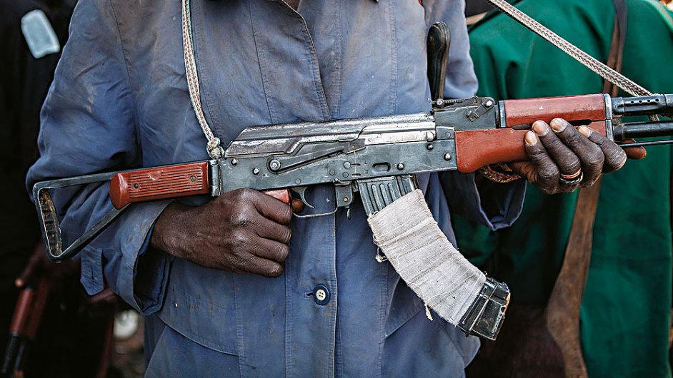 Nigerijská islamistická skupina Boko Haram