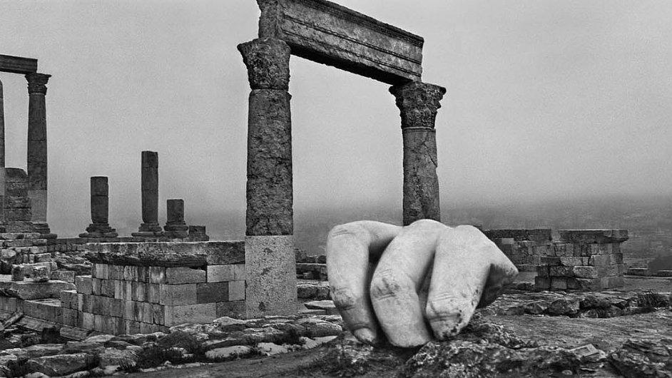 Josef Koudelka: (Archeologie), negativ 2012