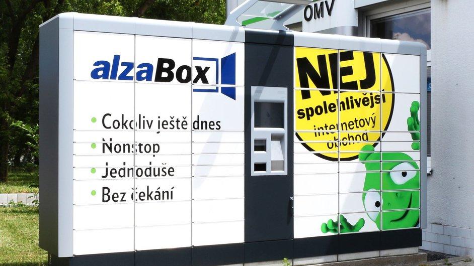 Alza jedná o rozšíření boxů v síti KFC.