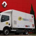 Francouzsk� La Post bude testovat elektromobil s palivov�m �l�nkem od Renault Trucks