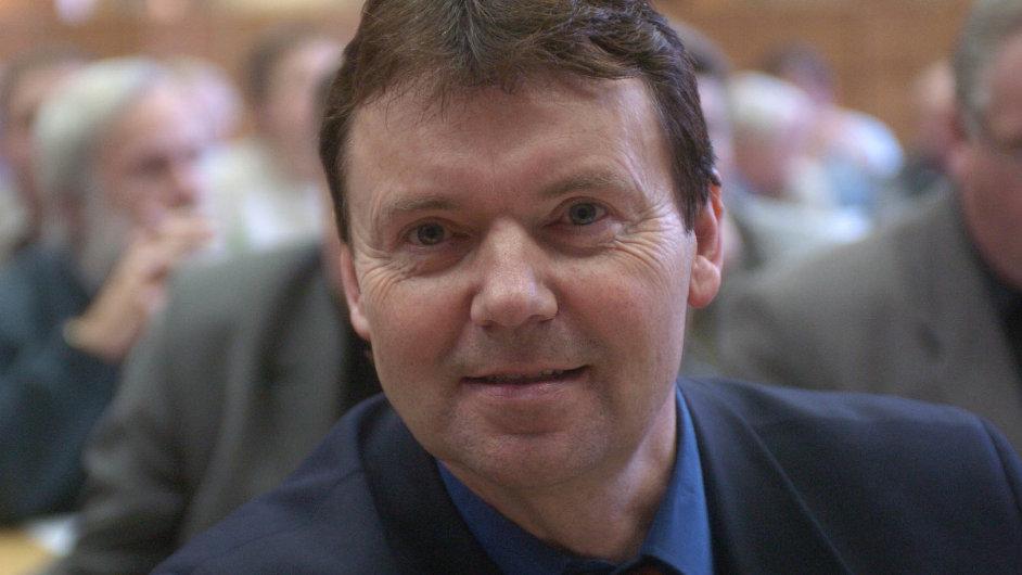 Svobodův oponent Roman Berbr
