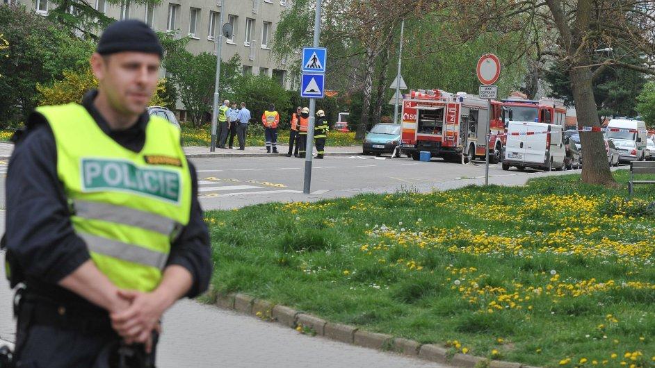 Policie zasahovala 28. dubna na několika místech České republiky v rámci akce proti extremismu.