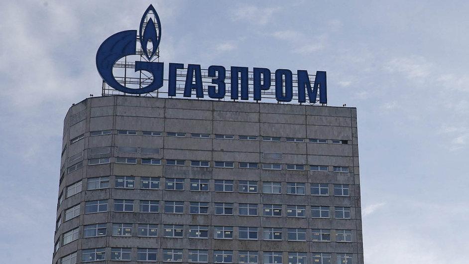 Gazpromu se propadají zisky. (Ilustrační foto)