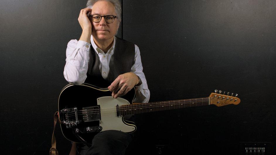 Kytarista Bill Frisell vystoupí v Praze a v Liberci.