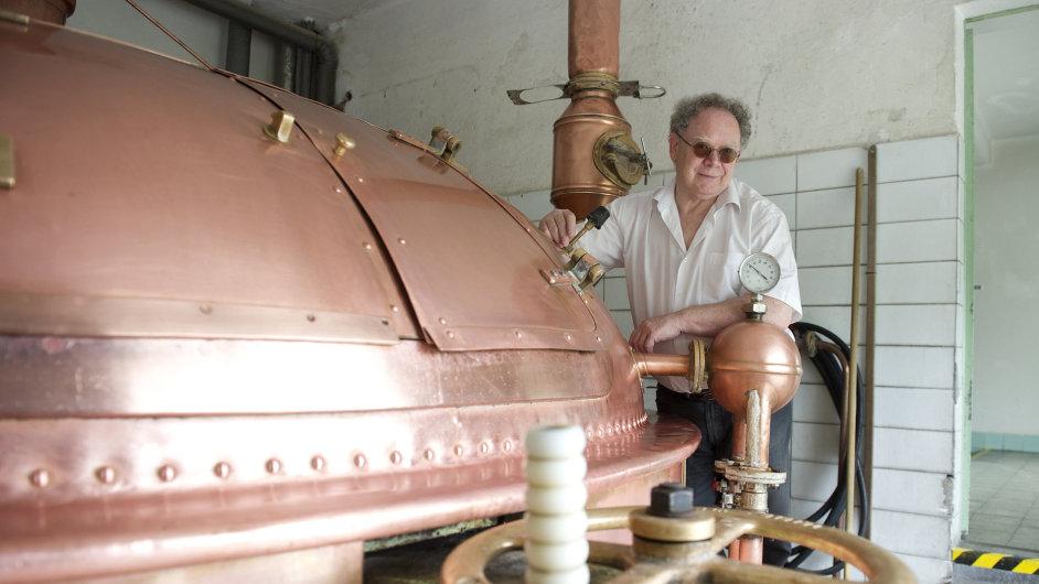 Karel Witz býval velmi úspěšným hudebníkem na Slovensku, nyní řídí restituovaný pivovar v Česku.
