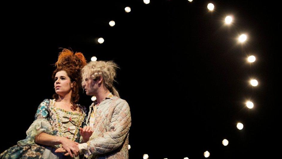Snímek z inscenace Don Giovanni - Poslední večírek