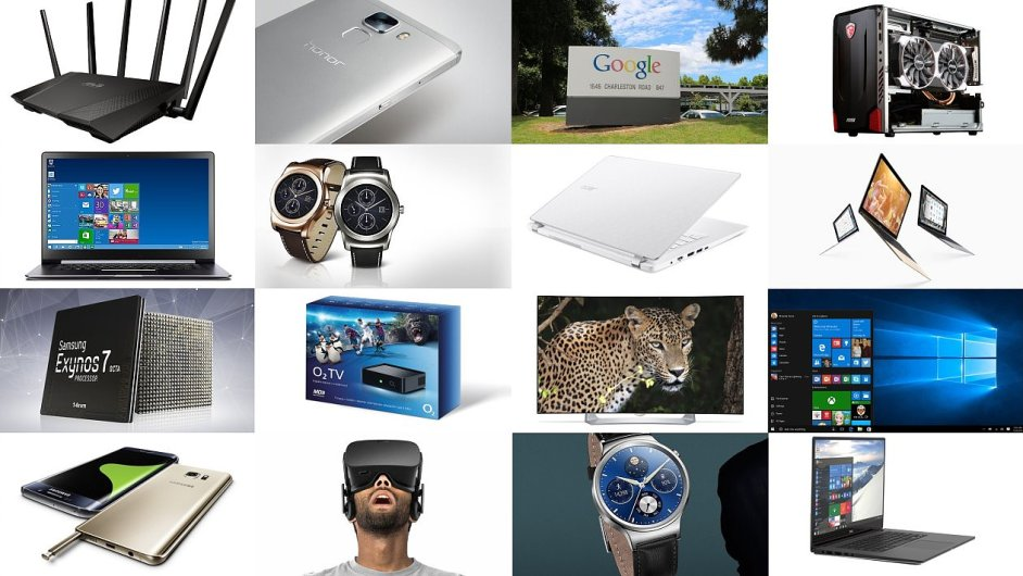 Rok 2015 na HN Tech