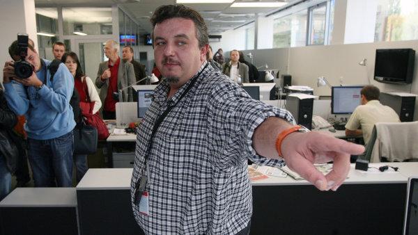 Martin Ondráček na archivním snímku z roku 2007
