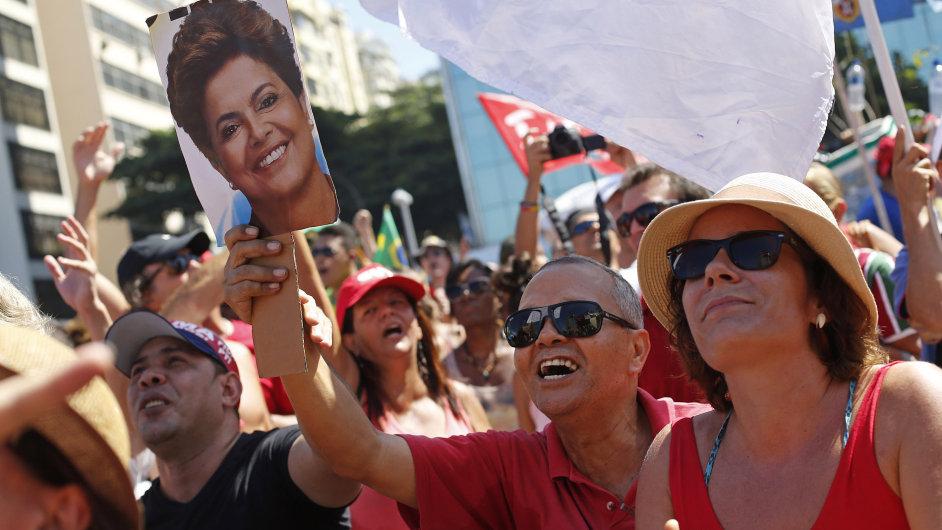 Brazílie, Dilma Rousseffovová, soud