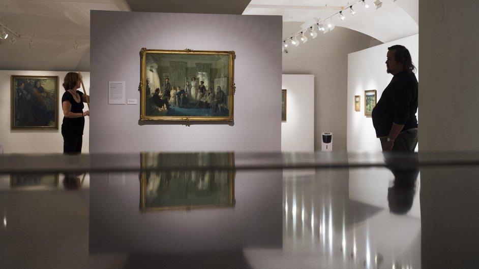 Snímek z výstavy