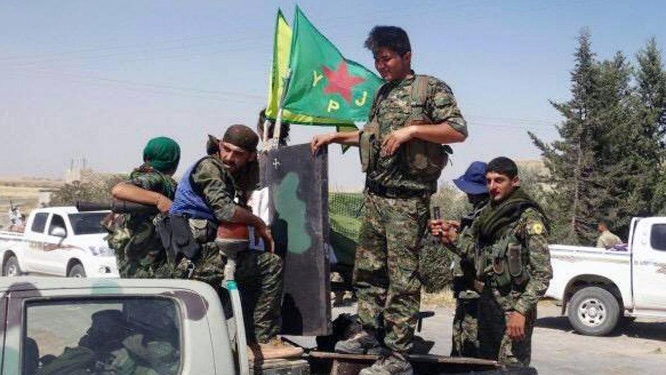 Kurdové v Sýrii, syrští, YPG