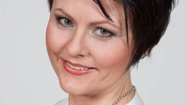 Hlavní ekonomka Raiffeisenbank Helena Horská.