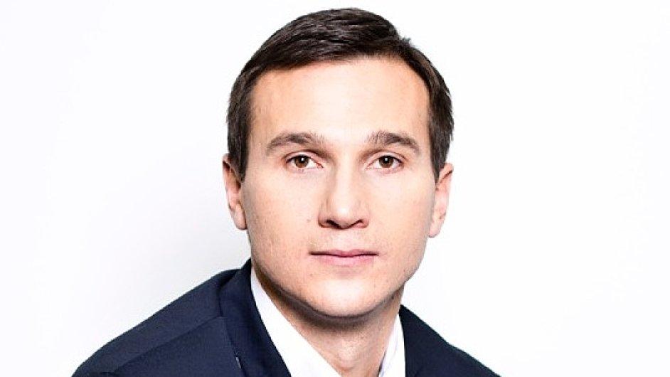 Tomáš Peťovský, generální ředitel společnosti Uber v České a Slovenské republice