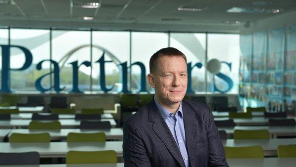 Šéf Partners Borkovec: Do budoucna se chceme soustředit na investice.