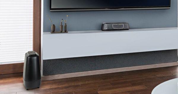 Soundbar s bezdrátovým subwooferem Polk Audio Magnifi mini