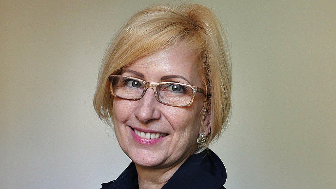 Vladimíra Nejedlá, ředitelka Rádia ZET