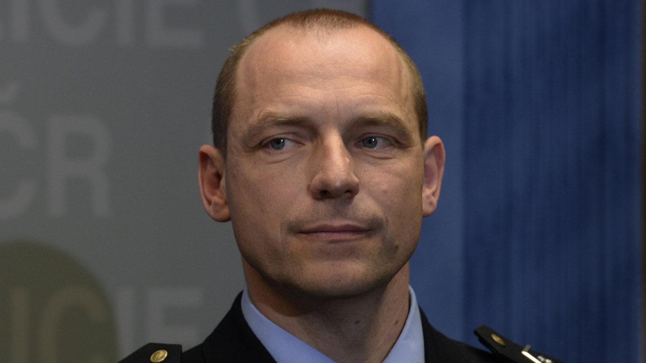 Ředitel pražské policie Miloš Trojánek se v pondělí zastal vyšetřovatele Čapího hnízda.