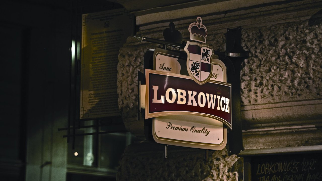 Pivovar Lobkowicz