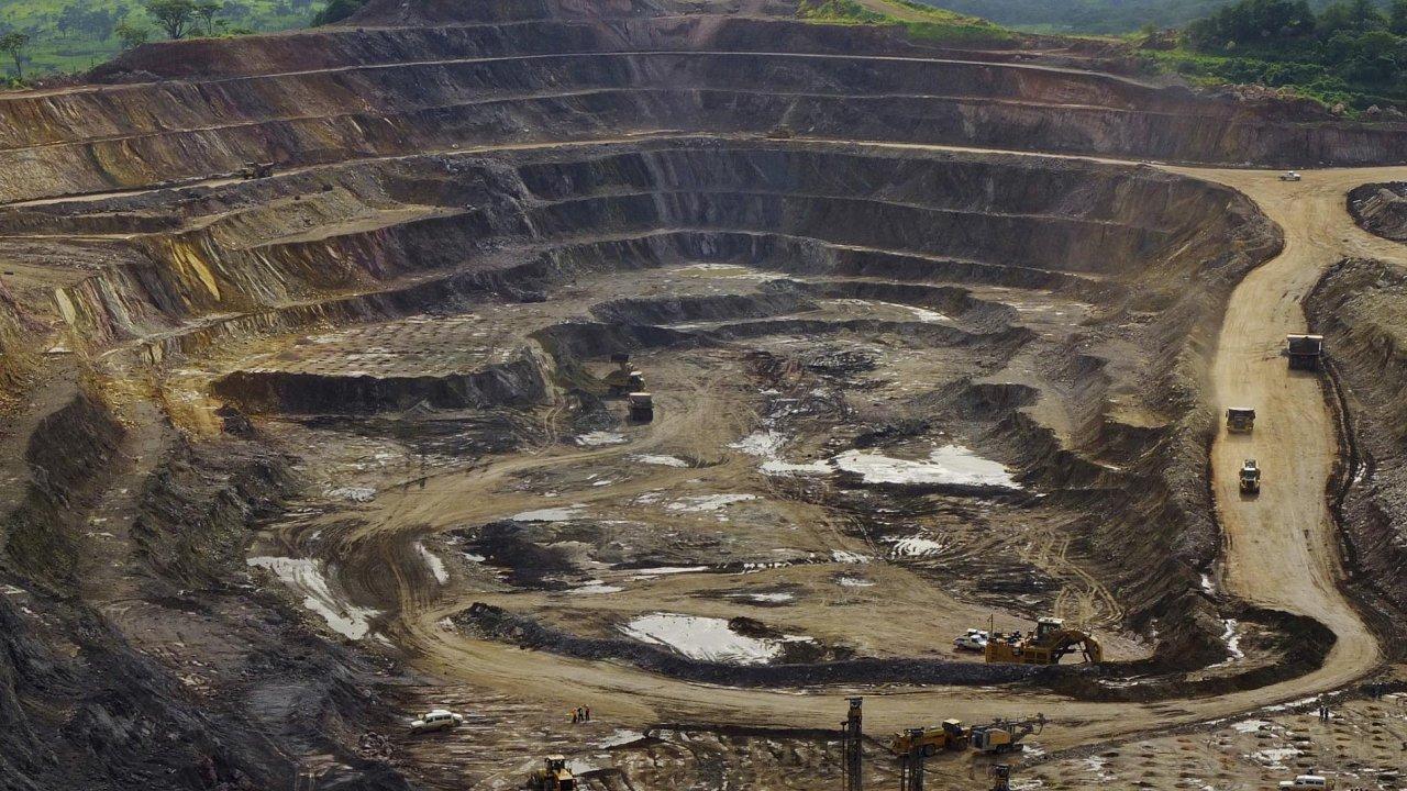 Největší důl na kobalt Tenke Fungurume je v Demokratické republice Kongo. Těží se tady neekologickým povrchovým způsobem. Případná těžba v Česku by probíhala hlubinně.