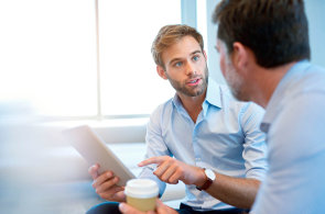 Výsledkem práce kouče může být i změna zaměstnání jeho klienta