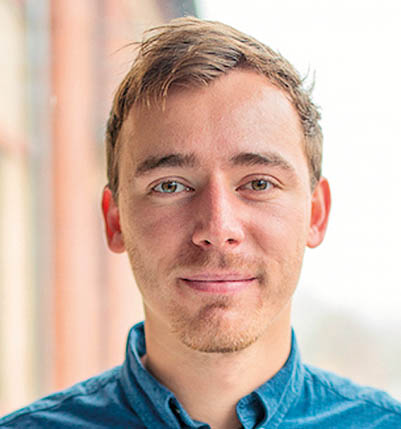 Jakub Marcin, project manager, Etnetera Motion