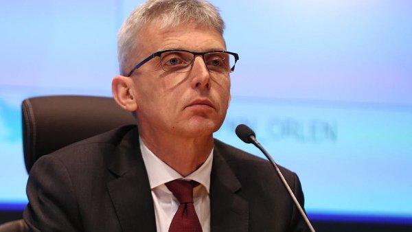 Viceprezident PKN Orlen Miroslaw Kochalski.