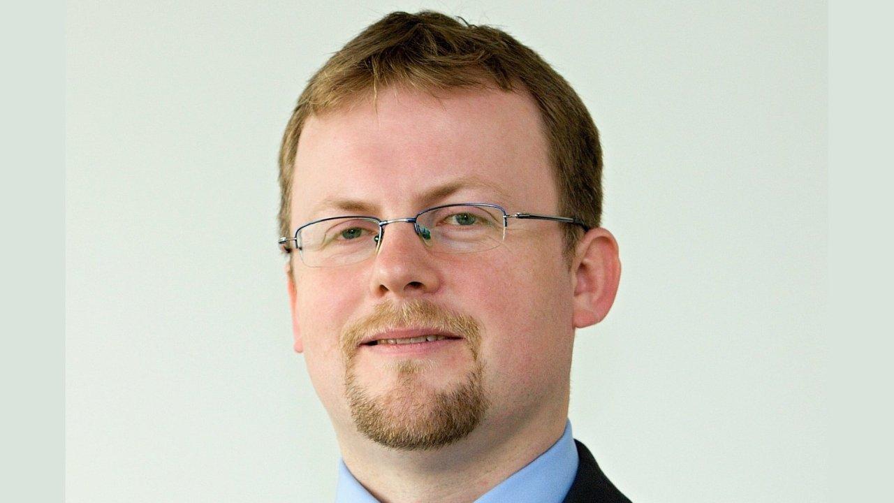 Marek Rojíček, místopředseda ČSÚ