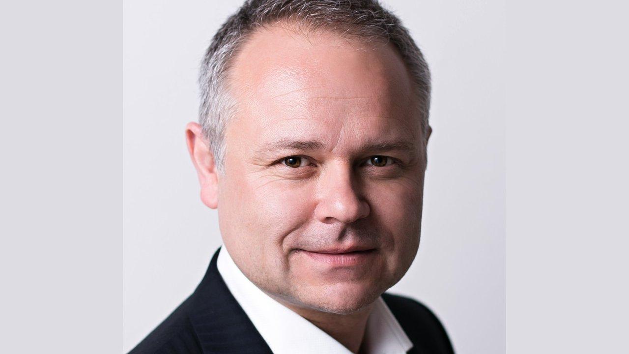 Hanuš Thein, obchodní ředitel finanční skupiny Wüstenrot