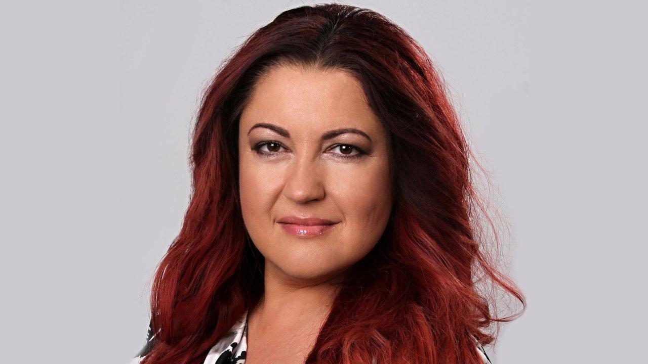 Lucie Nováková, ředitelka marketingu a komunikace sítě AAA AUTO
