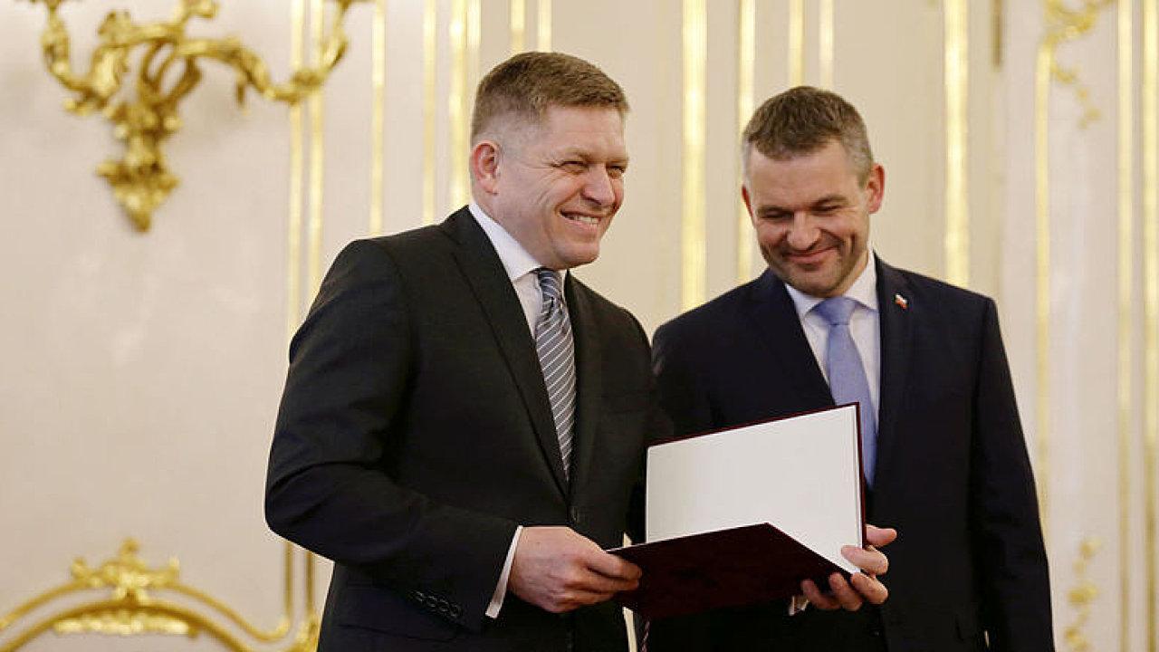 Slovensko je mafiánský stát, vyměnit Fica nestačí, Směr znásilnil zemi, říká Hríb.
