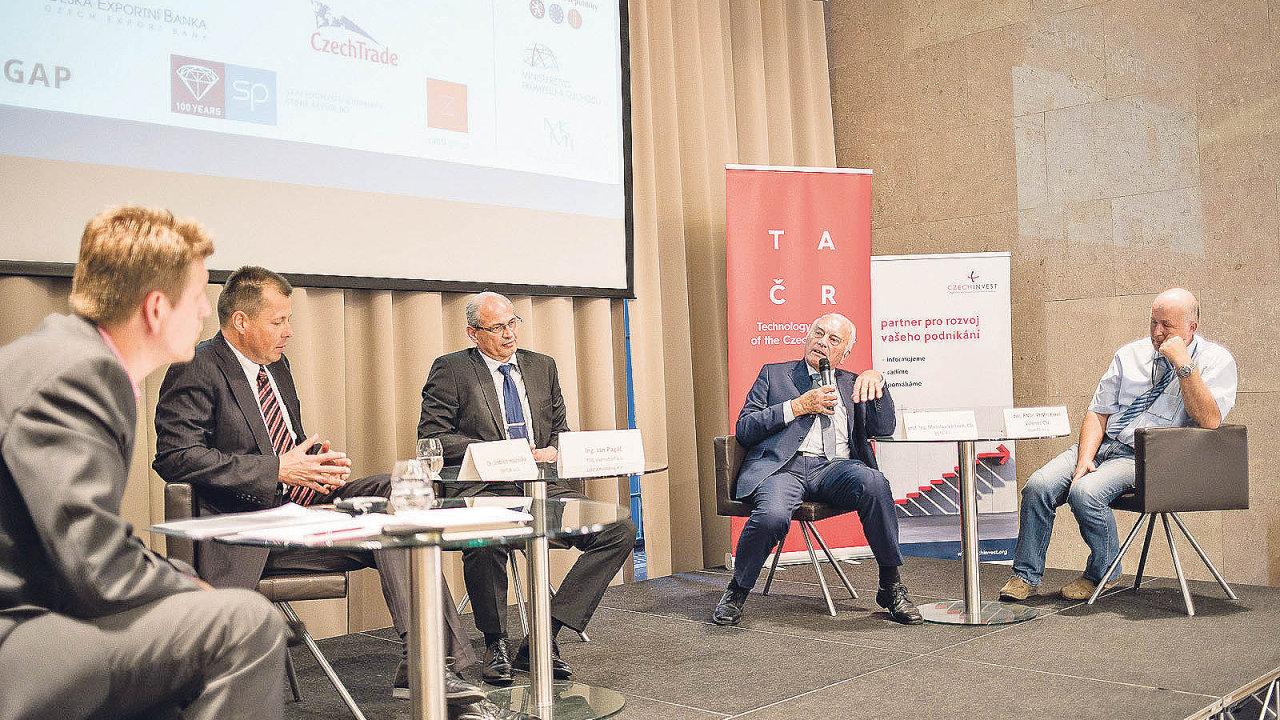 Sdružení pro zahraniční investice - AFI spolu s Technologickou agenturou ČR (TA ČR) uspořádalo 5. června již sedmý slavnostní večer tohoto projektu v prostorách České spořitelny v Praze.