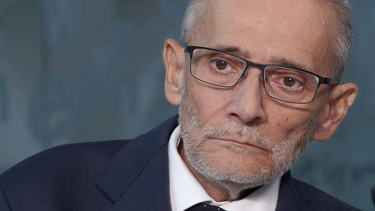 Předseda Národní rady osob se zdravotním postižením Václav Krása.