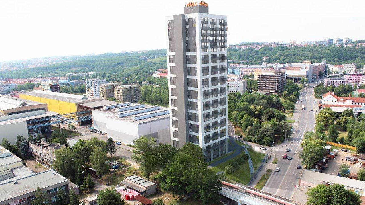 Rezidence Eliška, Praha.