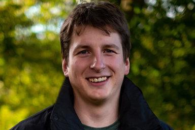 Tomáš Šebesta, manažer marketingu a vývoje společnosti Outdoor Concept