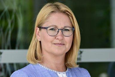 Noemi Gill, personální ředitelka společnosti HARTMANN – RICO