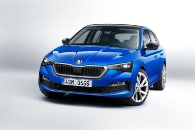 Nová Scala ve středu vstupuje na trh, Škoda eviduje už přes 4200 objednávek. První vozy se na silnicích objeví v květnu